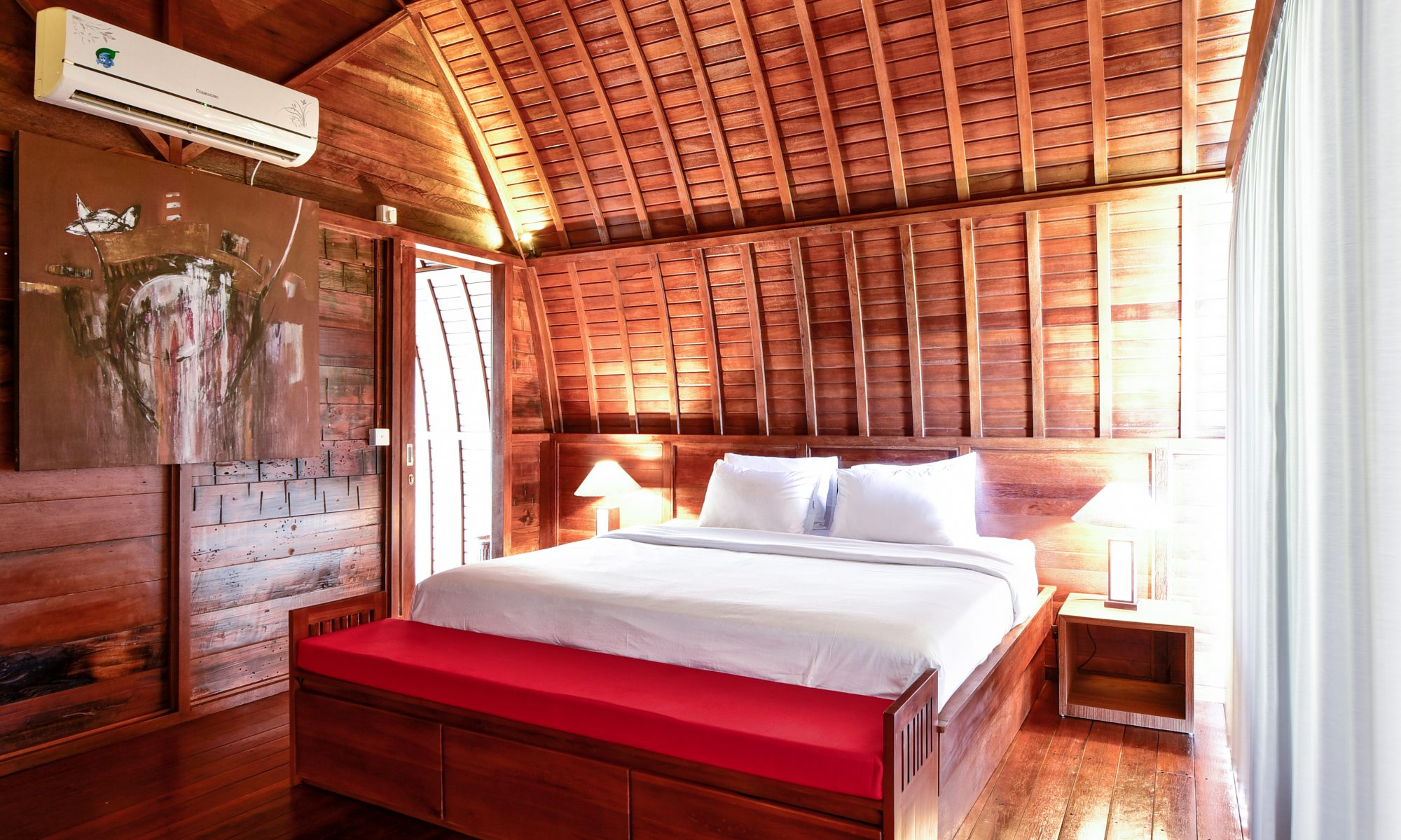 The Lumbung Wood Villa Seminyak Your Home While Your Are In Bali